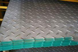 Plat Bordes Stainless Steel