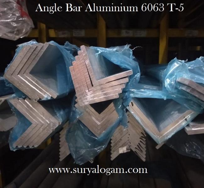 Angle Bar Siku Aluminium 6063 T5